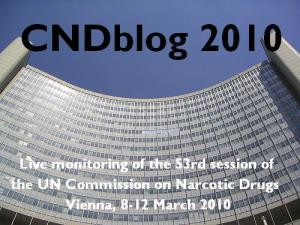 Welcome to CNDblog